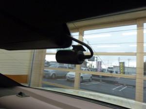 BMW(E90)後方用ドライブレコーダー